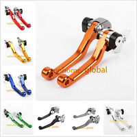 For 250 300 350 450 500 XCW EXC EXCF XC SX 2014-2020 Clutch Brake Levers