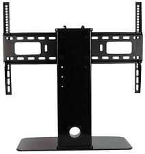 "LCD LED Plasma Universal TV Stand Pedestal Base 32"" 37"" 40"" 42"" 46"" 52"" 55"" 60"""