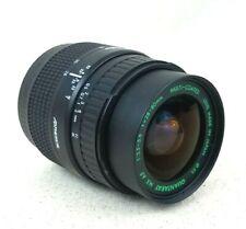 Quantaray MX AF 28-80mm f/3.5-5.6 lens for Minolta/Sony A mount Cameras - EUC