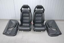 Lamborghini Gallardo Leder Sitze Sitz Sportsitze Innenausstattung Seats Seat