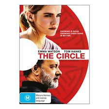 The Circle DVD Brand New Region 4 Aust.  Emma Watson, Tom Hanks