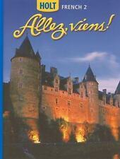 Holt Allez, viens!: Student Edition Level 2 student text 2006G(4-1F*