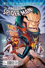 Amazing Spider-Man #662 1st print Marvel Comic First App Walter, Annie Coleman