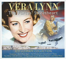 Vera Lynn THE FORCES' SWEETHEART Best Of 75 Track Ultimate Collection NEW 3 CD