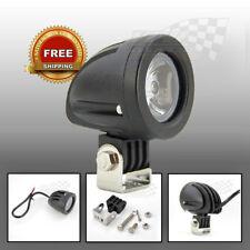 Motorbike Spot/Fog light x2 high powered work cree led van pickup 4x4 bike