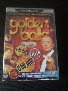 Golden Balls dvd interactive game