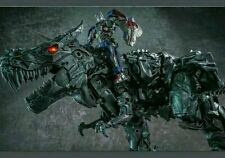 MISB. WJ Grimlock SS07 w/ bonus Optimus Prime,  Transformers Movie Masterpiece