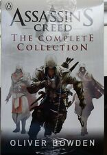 ASSASSINS CREED The Collection 8 x Book Box set by Oliver Bowden new P&Pinc