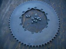 HARLEY DAVIDSON BTH SCAT HUMMER 125 165 model 10 nos 63 REAR SPROCKET