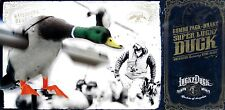 LUCKY DUCK Super Lucky Motorized Motion Drake Decoy Combo Package Bag Remote