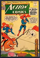 Action Comics #277  June 1961  Supergirl  Super-Pets