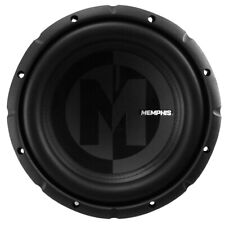"Memphis PRX124 Power Reference 12"" SVC 4-Ohm Car Audio Subwoofer 15-PRX124 NEW"