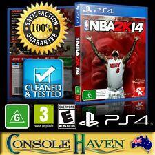 (PS4 Game) NBA 2K14 / 2014 (G) (Sports: Basketball) Guaranteed, Cleaned
