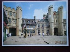 Wells Posted Single Collectable Somerset Postcards