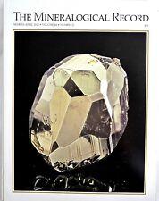 Wittichenite, Bellerberg, Hauy The Mineralogical Record Mar-Apr 2013 Vol 44 No 2