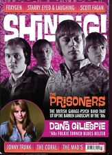 SHINDIG ! Magazine Issue 43 (UK)  Psych / Garage / Beat / The Prisoners