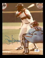 Tony Gwynn PSA DNA Coa Hand Signed 8x10 Padres Photo Autograph