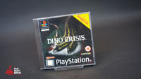 RETRO Dino crisis PS1 Sony Playstation 1 RE Capcom FAST FREE UK POST