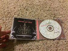 PAUL MCCARTNEY MOTOR LOVE BEATLES RARE 2005 EMI LEXUS PROMO CD BEATLES