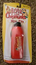 Alvin and the Chipmunks cooling mini fans new