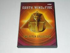 EARTH WIND & FIRE The Dutch Collection DVD (2 Discs, Region Free) 2004 Rare OOP