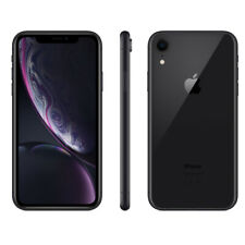 IPHONE XR 128GB GRADO A RICONDIZIONATO NERO BLACK APPLE RIGENERATO ORIGINALE