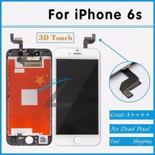 For iPhone 6S 4.7'' Touch Screen LCD isplay Digitizer Assembly Replacement White