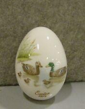 Noritaki Bone China Easter Egg