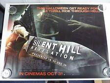Silent Hill: Revelation Horror Thriller Originale Film Poster Del Quad 76x102cm