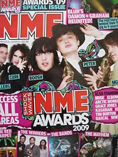 NME 7/3/09 - MUSE - BLUR