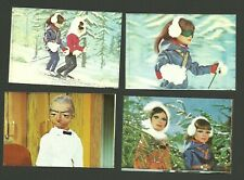 Thunderbirds Gerry Anderson Scarce 1967 Spanish Cards Lot L