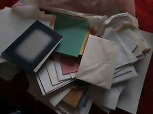 100 Assorted Card Blanks And Envelopes