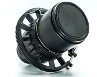 Adjustable follow focus gear ring for dslr lens Canon Nikon Sigma Zeiss 70-80mm