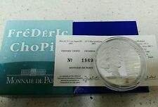 1,50 EUROS FRANCIA  2005 FREDERIC CHOPIN   PP / PROOF RARA!!!!