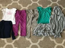 Lot of Girl's Clothes, Size 6, Cherokee, Jumping Beans, Carter's, Gap, Old Navy