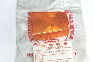 HONDA Plastique Flèche Ant. SX + Dx Post.sx-dx Pour CS125 33402-KC5-003
