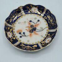 "Vintage Occupied Japan Hokutosh Candy/Trinket Dish Porcelain Hand Painted 4.25"""