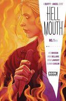 BUFFY VAMPIRE SLAYER ANGEL HELLMOUTH #1 Boom COVER A FRISON BOOM! 1ST PRINT