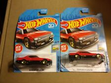 Hot Wherls 82 Nissan Skyline R30 Lot Of 2.
