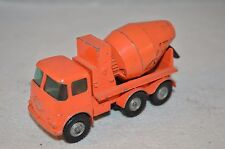 Matchbox King Size no 13 Ready Mix Concrete mixer in good condition