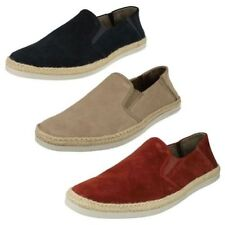 Suede Slip - On Casual Shoes for Men
