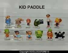 SERIE COMPLETE DE FEVES KID PADDLE