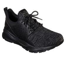 Skechers Hombre Relven - Velton Zapatos Negro