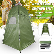 Portable Outdoor Shower Bath Fitting Room Tent Shelter Camping Beach Toilet