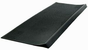"""STAIR TREADS - """"RUTHERFORD"""" RUBBER STAIR TREAD - 9"""" X 30"""" - RUBBER STAIR MAT"""