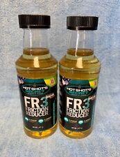 Hot Shot's Secret FR3 Friction Reducer, Gas & Diesel Oil Additive 2-16oz Bottles