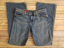 Adriano Goldschmied AG The Legend Womens Flare Blue Jeans Tag Size 32 Reg
