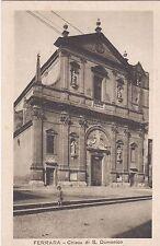 FERRARA - Chiesa di S. Domenico