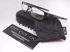 Oakley Metal Plate OX5038-0253 Pewter Eyeglasses 53mm