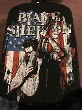 blake shelton t shirt Xl